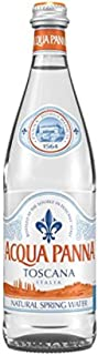 Acqua Panna Toscana Spring Water, 8.8 Ounce (72 Bottles)