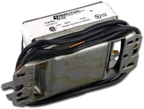 Robertson 00258 - SP258 BALLAST FOR 25W T12 OR B2 SP255 SUB Memphis Mall Max 49% OFF