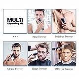 Zoom IMG-1 hatteker grooming kit regolabarba uomo