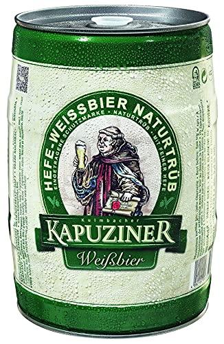 Kapuziner Hefe Weissbier Naturtrüb Fass...