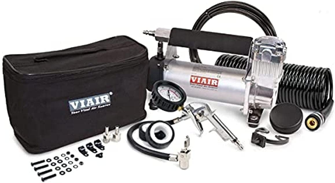 Viair Louisville-Jefferson County Mall Classic 45041: 450H Hard-Mount Automatic 12V Compressor Kit 100%