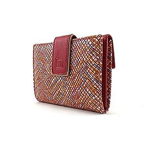 Ccasanova | Damenbrieftasche mit Geldbörse | Kleine Ubrique Lederportemonnaie | Brieftasche und Kartenhalter…