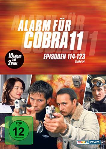 Alarm für Cobra 11 - Staffel 14 [2 DVDs]