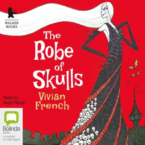 The Robe of Skulls audiobook cover art
