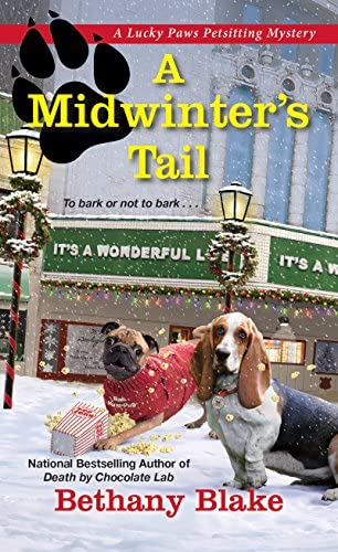 A Midwinter s Tail Lucky Paws Petsitting Mystery product image