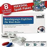 Alles für Kiel-Fans by Ligakakao.de vereins-Fahne ist jetzt das MAXIMAL SPAß Paket
