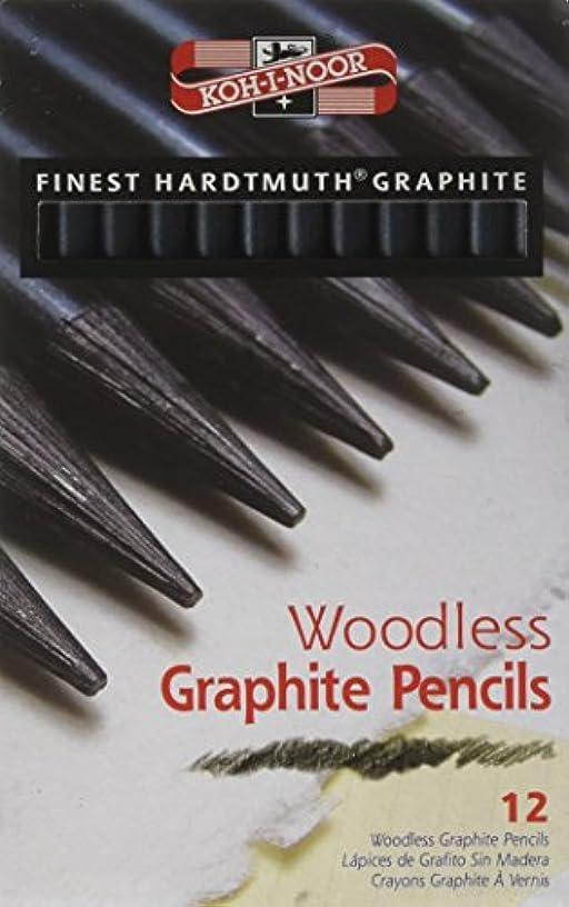 Koh-I-Noor Woodless Pencil Assortment - Set of 12