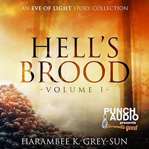Hell's Brood  By  cover art