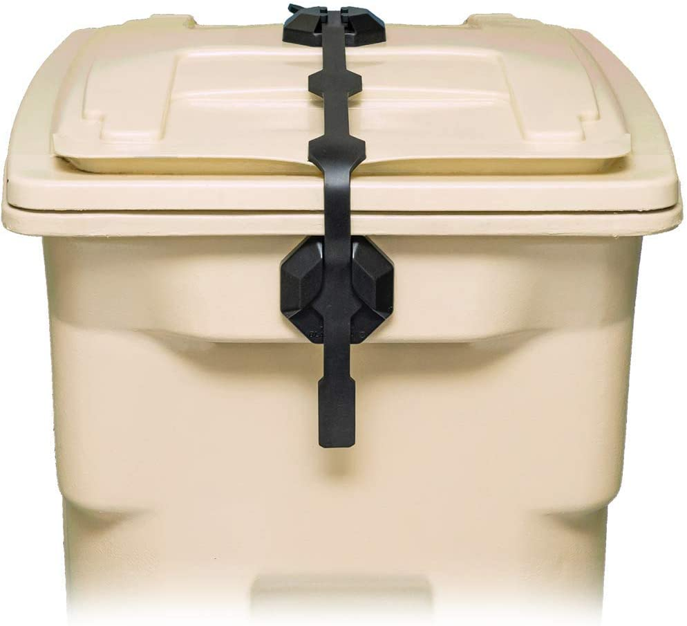 Strong Strap - Universal Garbage Lid Can favorite Utility Discount mail order Lock