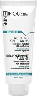 Gel hidratante Plus HS - Para el rostro (40 ml) - Hidratación intensa y duradera. Calmante. Ayuda a reparar la piel. Efect...
