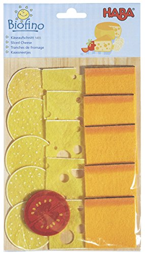 HABA- Tranches de Fromage, 001455