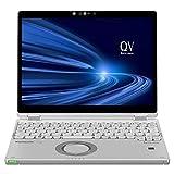 パナソニック ノートパソコン Let 039 039 s note QVシリーズ シルバー CF-QV9HDGQR
