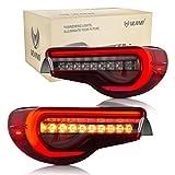 VLAND LED Luce posteriore per GT86 FT86 2012-2019 BRZ 2013-2019 Blocchi fari posteriori con Dynamic