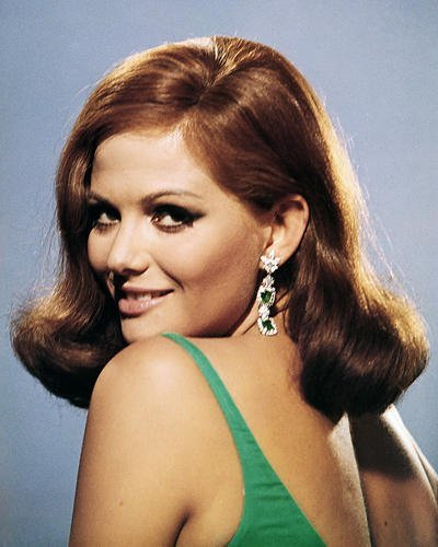 Claudia Cardinale 16x20 Poster Don't Make Waves