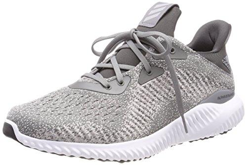 Adidas Alphabounce em m, Zapatillas de Deporte Hombre, Gris (Gritre/Gridos/Grpudg 000), 53 1/3 EU