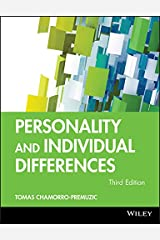 Personality and Individual Differences (BPS Textbooks in Psychology) Paperback