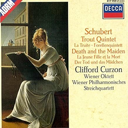 Schubert: Trout Quintet / Death and the Maiden by Clifford Curzon (2002-08-02)