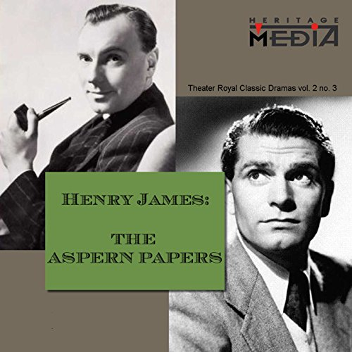 The Aspern Papers cover art