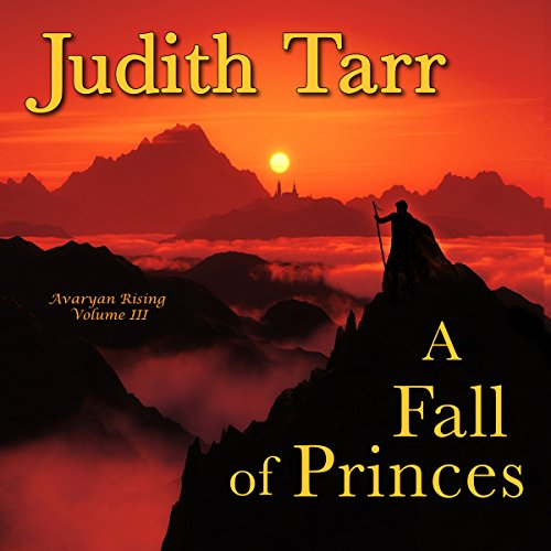 A Fall of Princes audiobook cover art