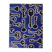 ブックカバー 文庫版 山羊革 レザー シャンティニケタン・文庫サイズブックカバー エトセトラ (G・鍵)