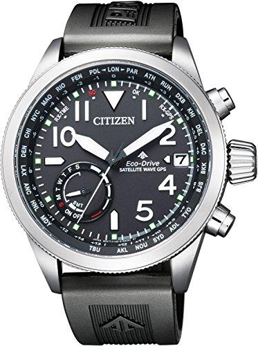 ProMaster [Citizen] Citizen Uhr Eco-Drive GPS-Satelliten-Radiowecker F150 Land Serie Direktflug CC3060-10E Männer