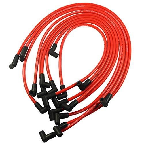 Neue 10.5mm High Performance Zündkabel Set fit für HEI SBC BBC 350 383 454 Elektronische
