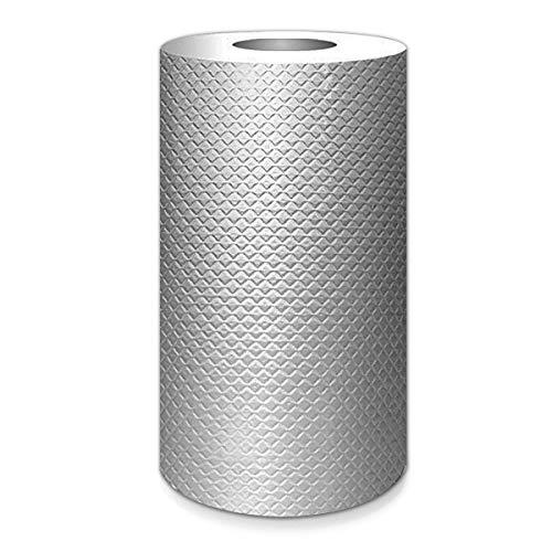 修理の亀裂テープ ブチルテープ防水テープ 強力粘着剤 屋根用 配管 雨漏り 水漏れ 水回りテント ひび割れ 補修テープ (20cm*5m)
