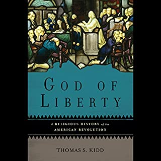 God of Liberty cover art