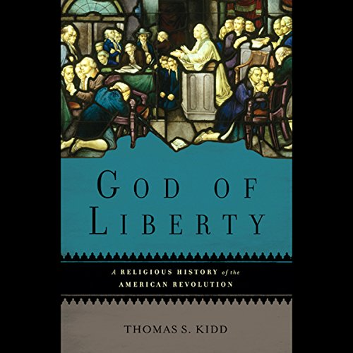 God of Liberty audiobook cover art