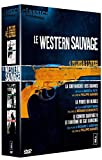 Le Western sauvage - Coffret - La chevauchée des bannis + La porte du diable + Le convoi sauvage + Le fantôme de Cat Dancing [Francia] [DVD]
