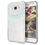 NALIA Coque Protection Compatible avec Samsung Galaxy Grand Prime, Motif Housse Silicone Portable Case Cover, Ultra-Fine Souple...