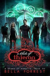 Cover of A Blade of Thieron
