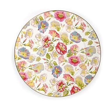 MacKenzie-Childs Morning Glory Serving Platter