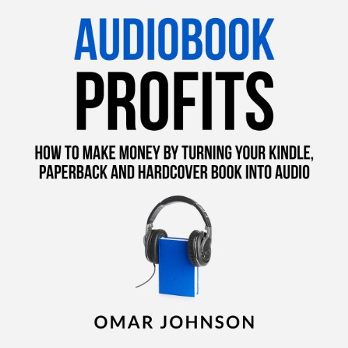Audiobook Profits audiobook cover art
