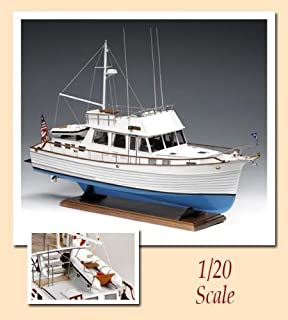 Grand Banks - Wooden Model Ship Kit by Amati