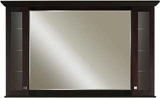 Water Creation MANHATTAN-MC-6036 Manhattan Collection Matching Medicine Cabinet for Manhattan60 Bathroom Vanity