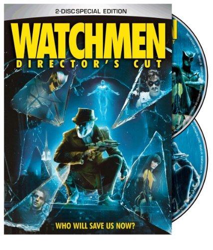 Watchmen (Director's Cut) by Malin Akerman