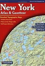 Delorme New York State Atlas & Gazetteer