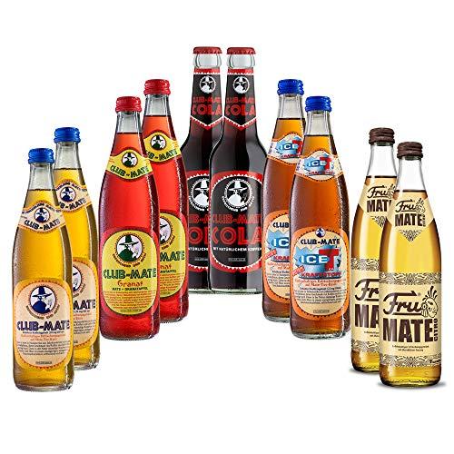 Mate Probierpaket 10 Flaschen