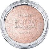 Catrice High Glow Mineral Highlighting Powder, Nr. 010 Light Infusion, nude, für Mischhaut, für trockene Haut, für unreine Haut, schimmernd, vegan, Nanopartikel frei, ohne Parfüm (8g)