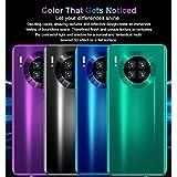 "Mate39スマートフォン(8ギガバイト+ 512ギガバイト)GSMロック解除6.7"" HD +ディスプレイ、フェイスアンロック、HDカメラ、デュアルSIM、(黒)+電話ケース (Color : Cosmic purple)"