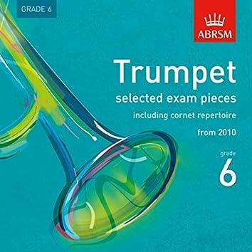 Trumpet Exam Pieces from 2010, ABRSM Grade 6