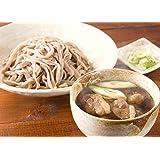 【北海道産蕎麦粉・鴨肉使用】 手打ちそばさくら 鴨せいろセット (生そば3人前・鴨肉3人前210g) 日本テレビ『月曜から夜ふかし』で紹介された『幻の奈川』と呼ばれる希少な蕎麦粉を使用。職人が丹精込めて時間を掛けて手打ちした極太蕎麦は絶品。時にはギフトに、時には自分へのご褒美をちょっと贅沢に。 (鴨せいろ 3人前)