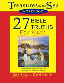 Treasures by the Sea Workbook: 27 Bible Truths for Kids (Volume 1)