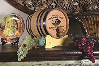 barrels for wedding decoration