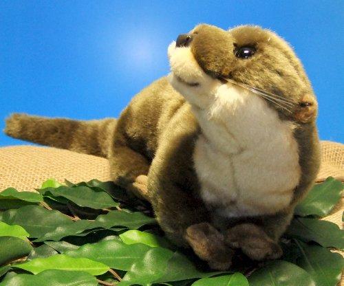 Fischotter Flussotter Otter * 45 cm * Plüschtier Plüschotter