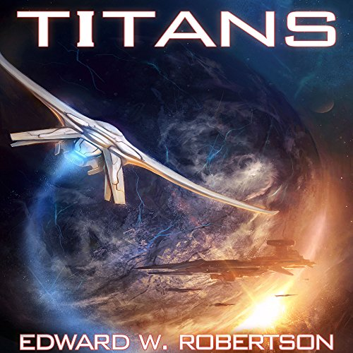 Titans audiobook cover art
