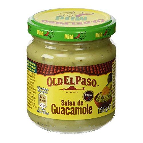 Old el Paso Salsa de Guacamole - 195 g