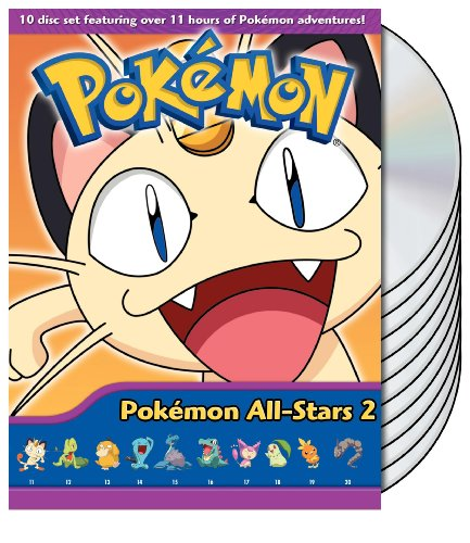 Pokemon: All Stars Box Set 2