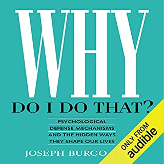 Why Do I Do That? audiobook cover art
